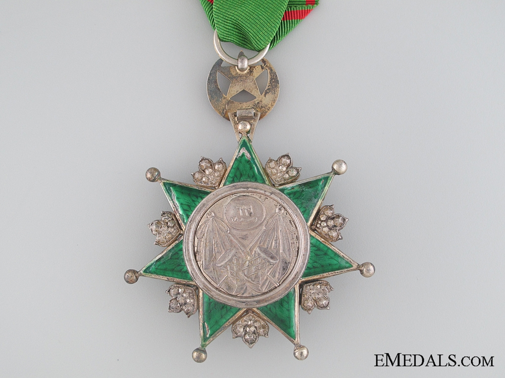 An Order of Order of Osmania Breast Badge