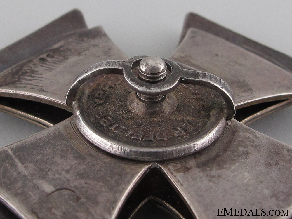 Unusual WWI Iron Cross 1st Class 1914