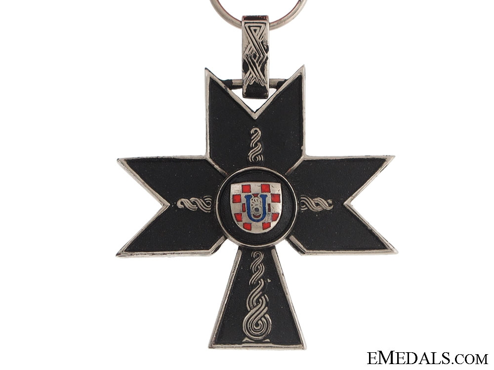 Order of Iron Trefoil 1941-45