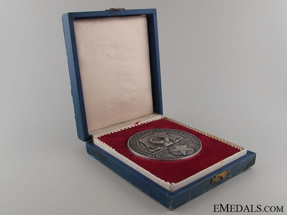 Spanish Civil War Commemorative Medal 1936-66