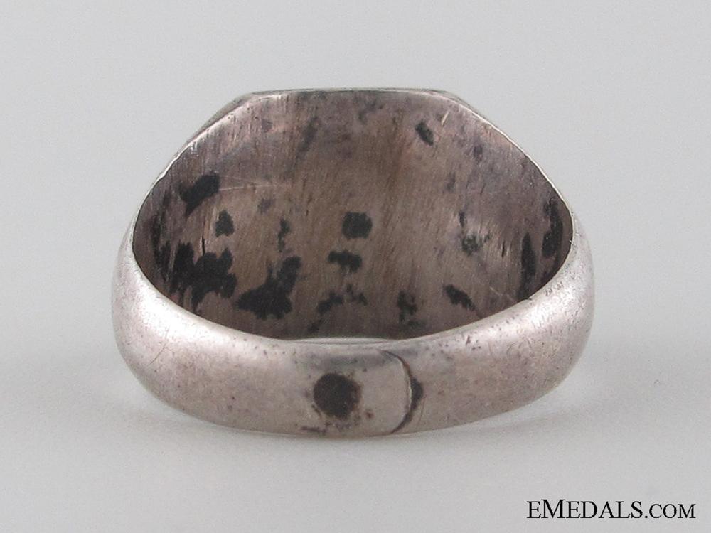 Spanish Civil War Falange Ring