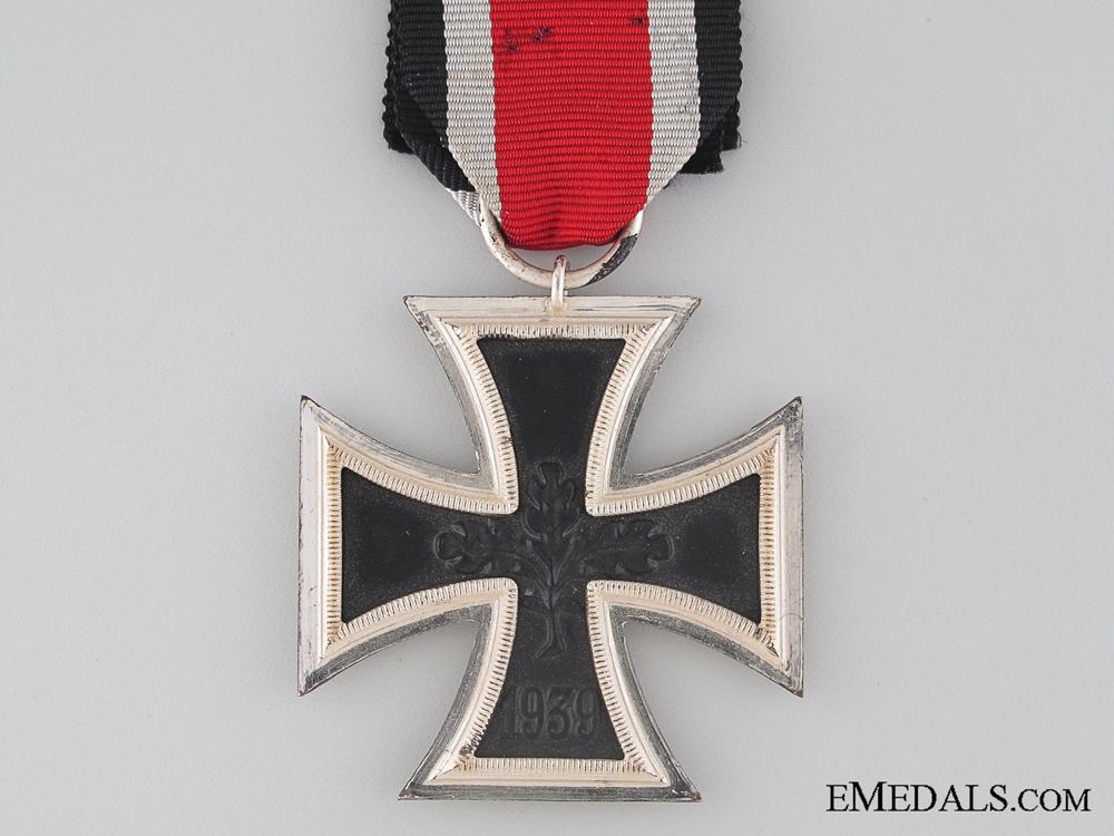 Iron Cross Seond Class - 1957 Issue
