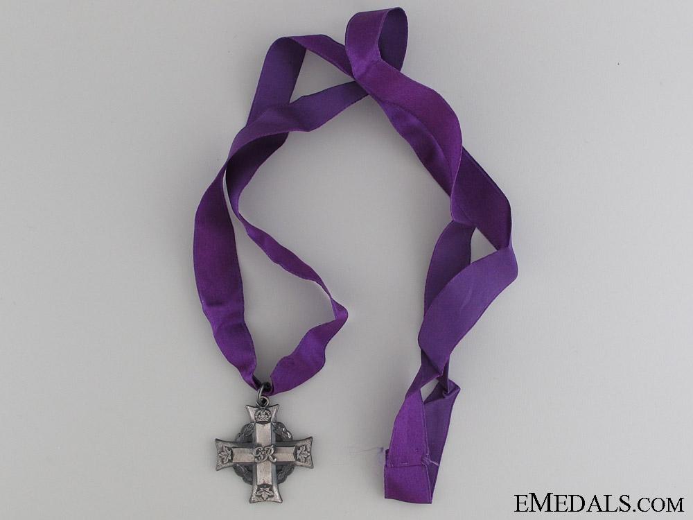 The Memorial Cross of Pilot Klimenko