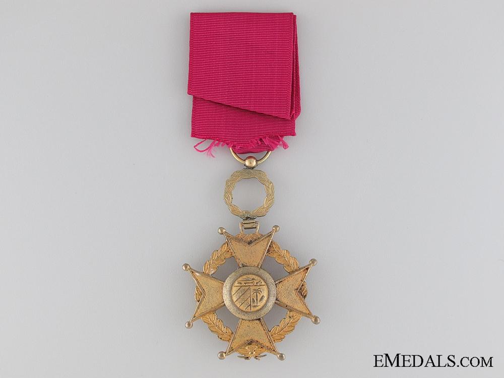 Cuban Order of Military Merit