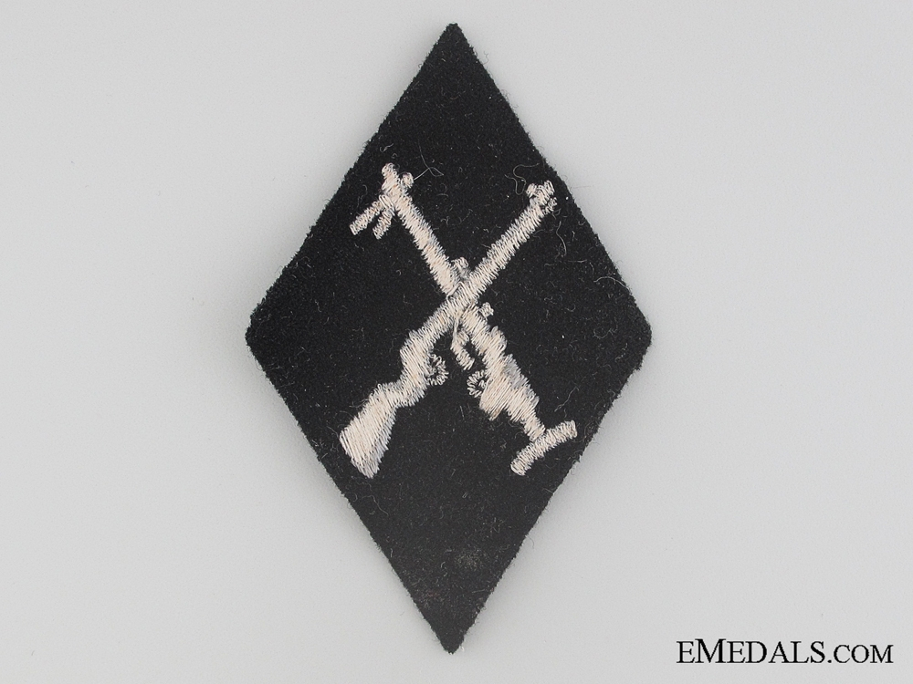 SS-Armourer NCO's Sleeve Insignia