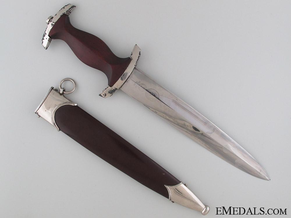 RZM SA Dagger by J.A. Henckels 1938