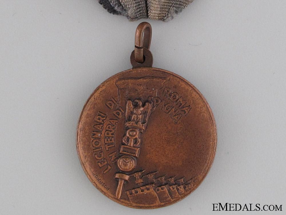 Legionnaires of Rome in Spain Medal