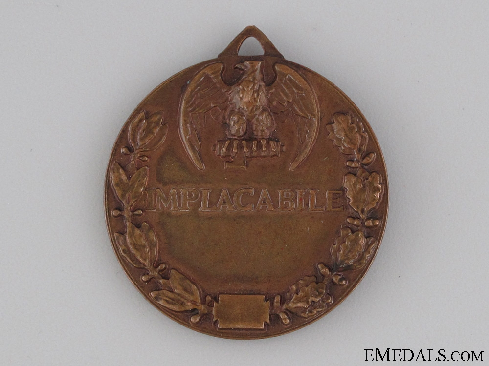 Carabinieri 1st Division Medal March 23, 1919