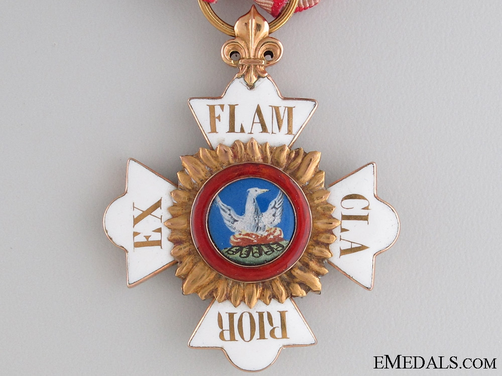 A Rare House Order of Phoenix c.1830