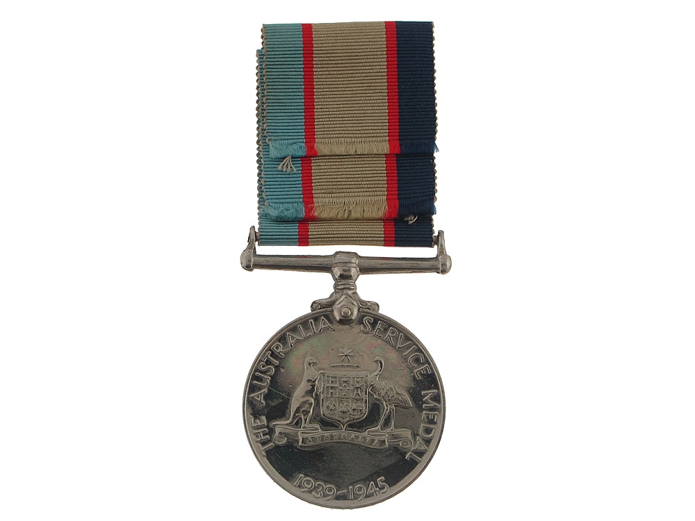 WWII Australia Service Medal