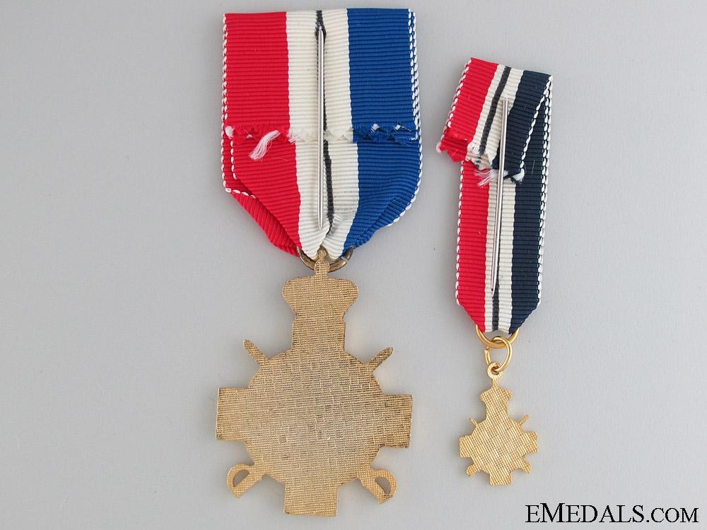 War Commemorative Cross 1941-1945