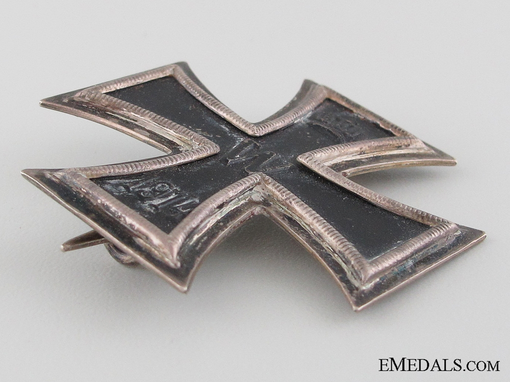 The Awards of Major-General Rolf Menneking; German Cross in Silver Winner