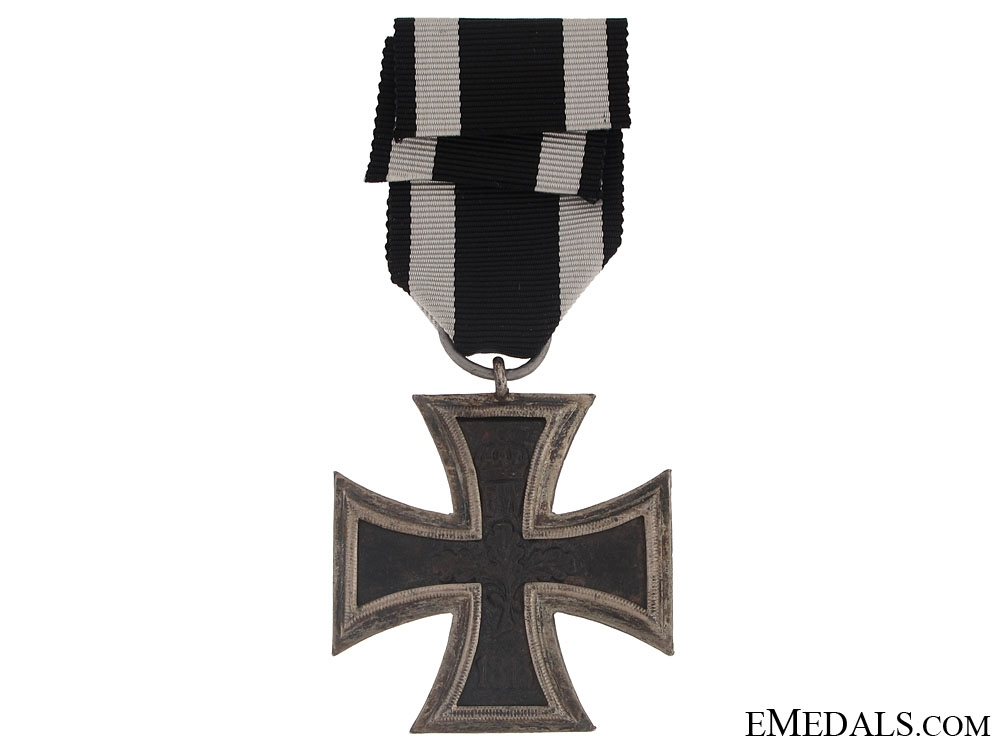 Iron Cross Second Class 1914 – unmarked