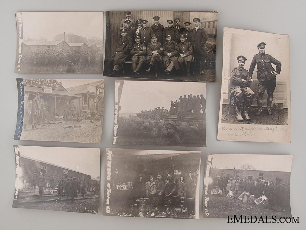 A Canadian Field Artillery Pair & Documents