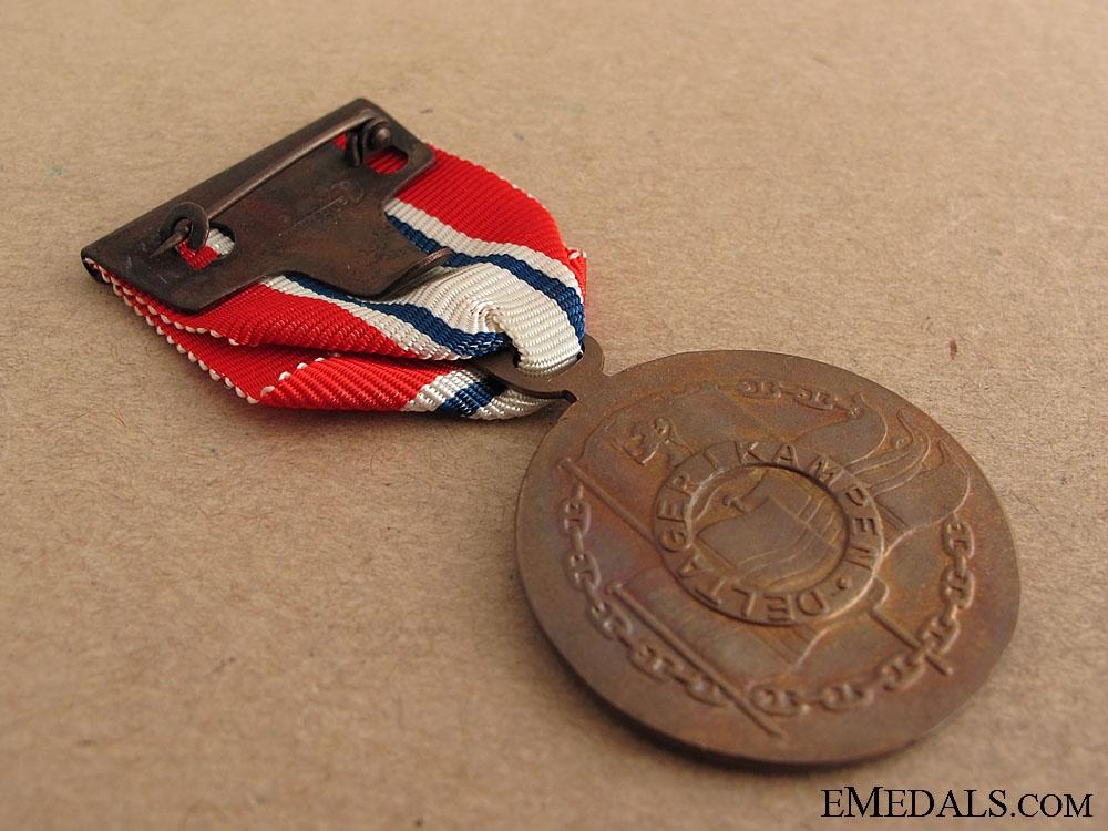 War Participation Medal 1940-45