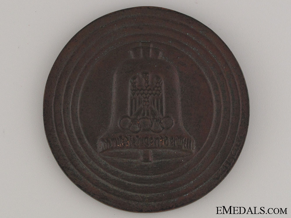XI Olympic Games 1936 Participant's Medal
