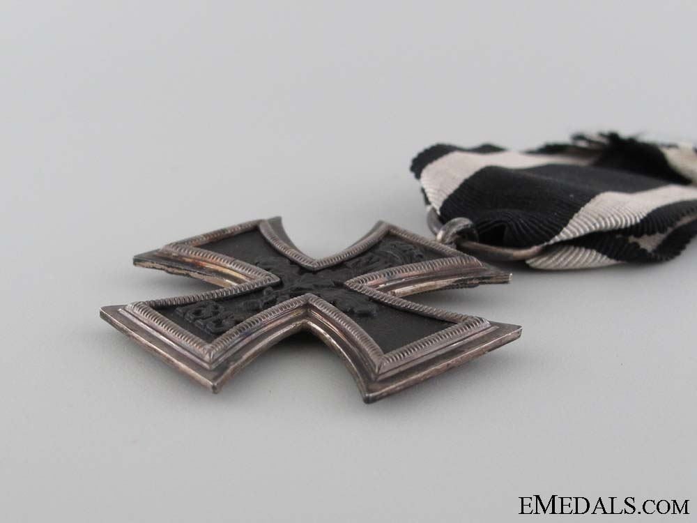A Rare 1870 Prinzen Iron Cross