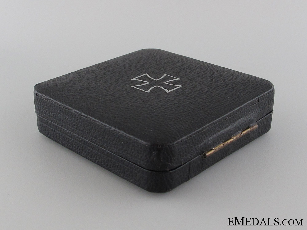 Meybauer Case for Iron Cross 1st Class 1939