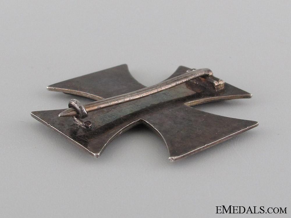 Iron Cross 1st Class 1914 - Brothers Friedländer