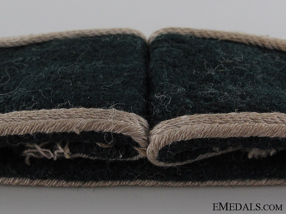 "EM/NCO's ""Infanterie-Regiment List"" Cufftitle"