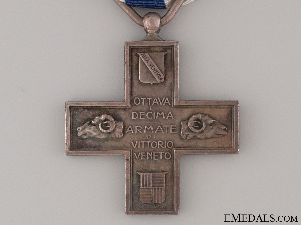 The 8th and 10th Army Cross