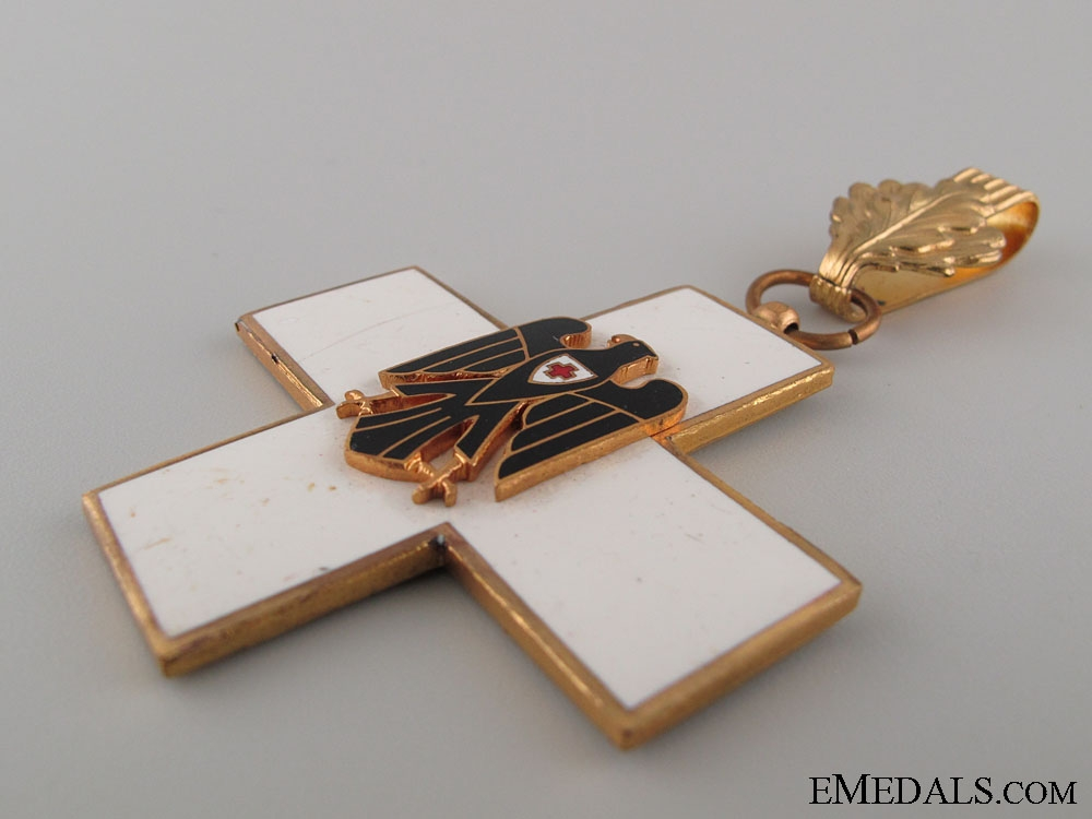 Honor Decoration of the Red Cross 1957 - 1st Class