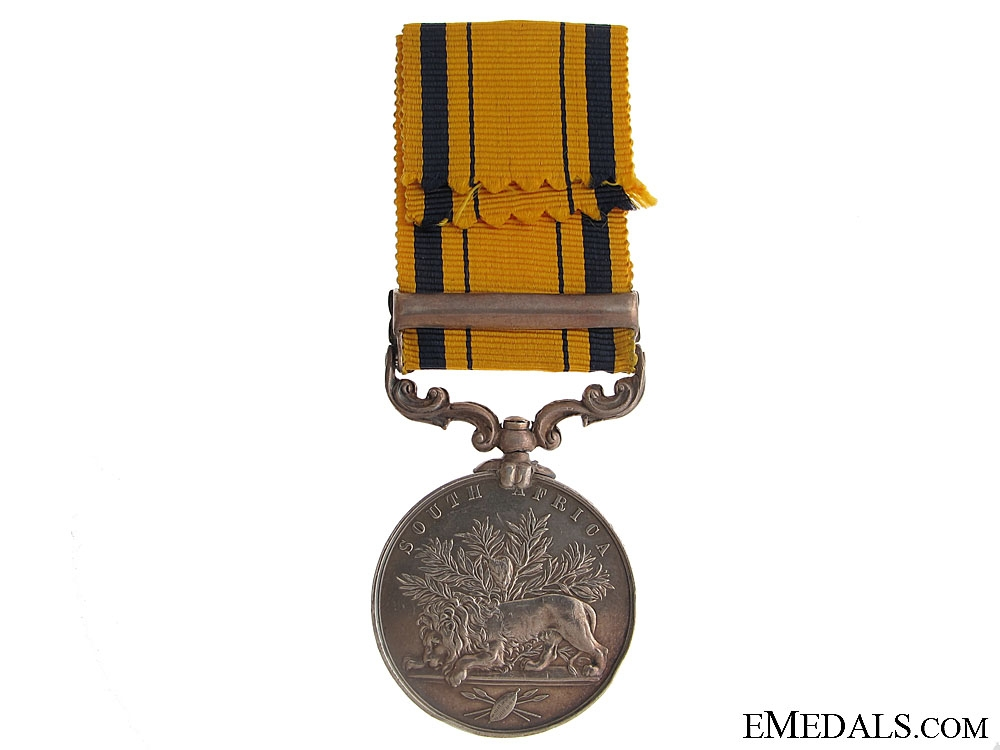 South Africa Medal 1879 - 99th Regiment