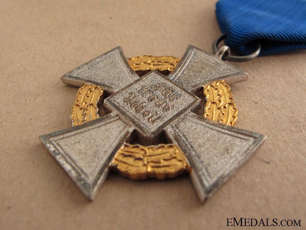 A 50 Year Faithful Service Cross