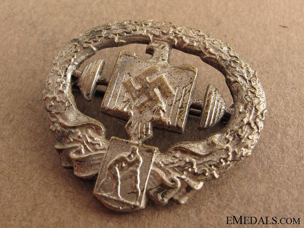 German Heavy Athletics Sports Badge