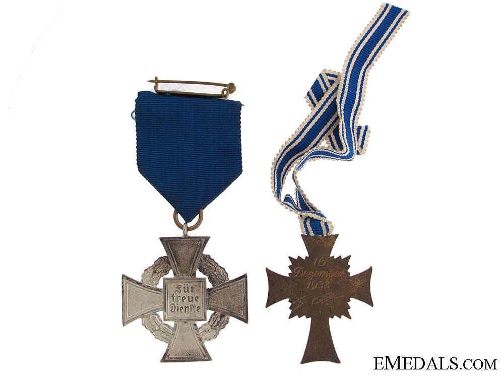 Two German Awards