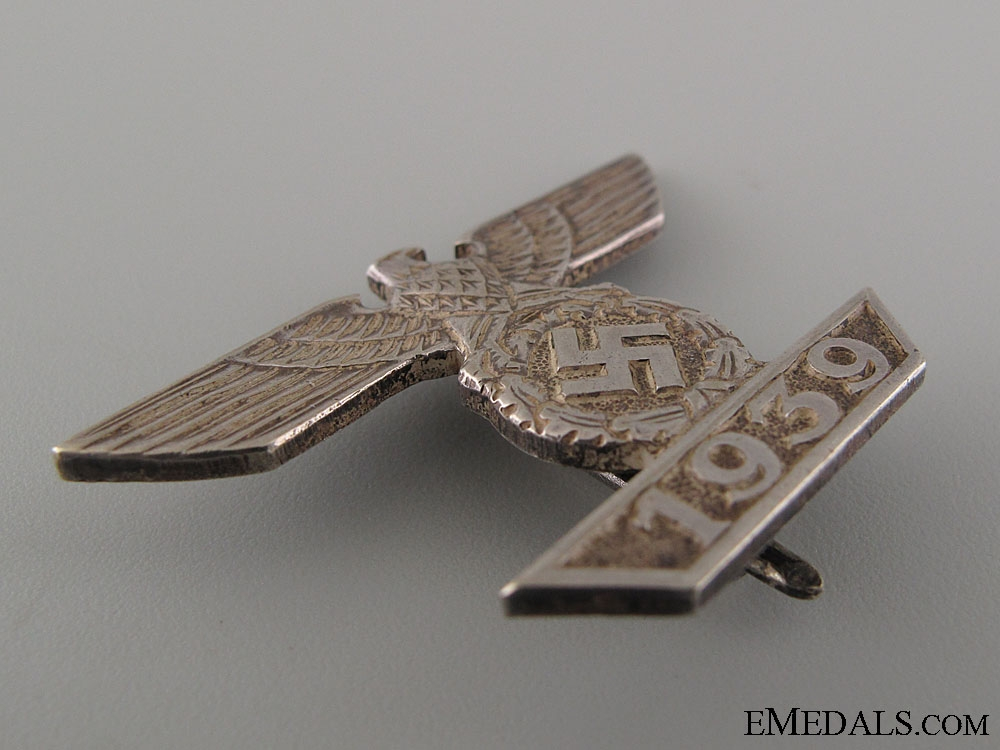 Clasp to Iron Cross First Class 1939
