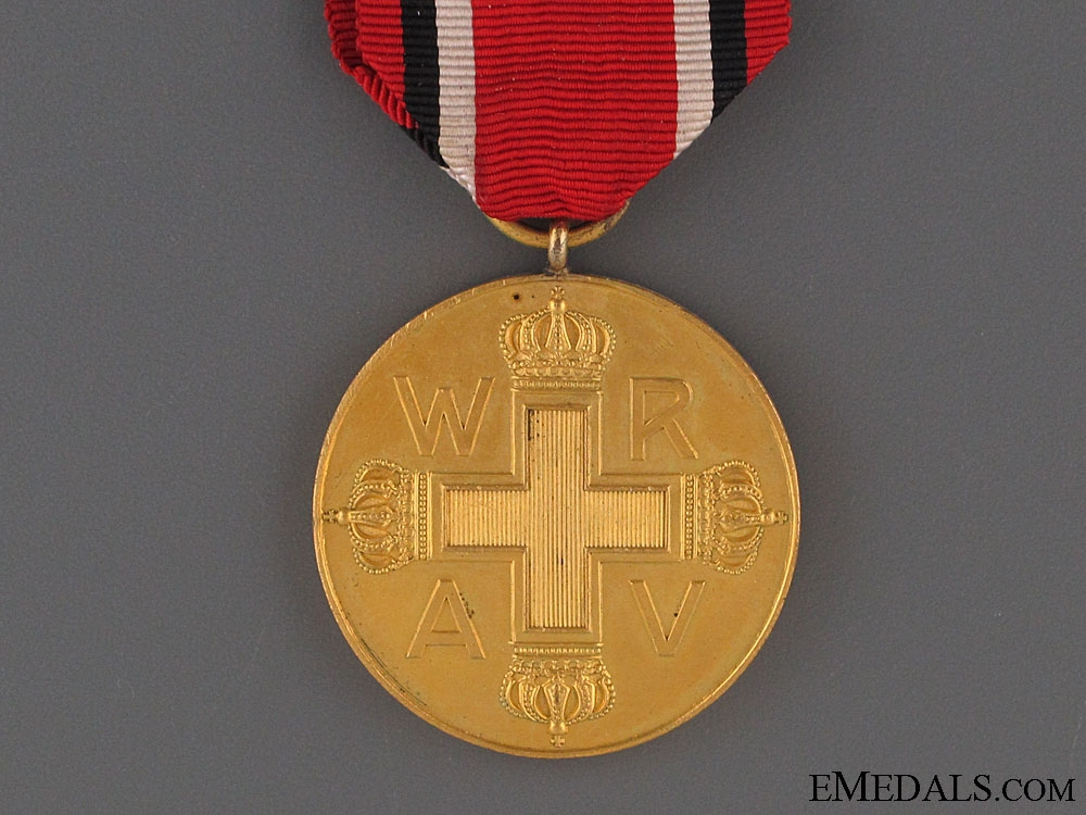 Red Cross Decoration - 3rd Class