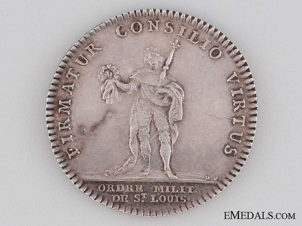 Military Order of Saint Louis Jetton 1775