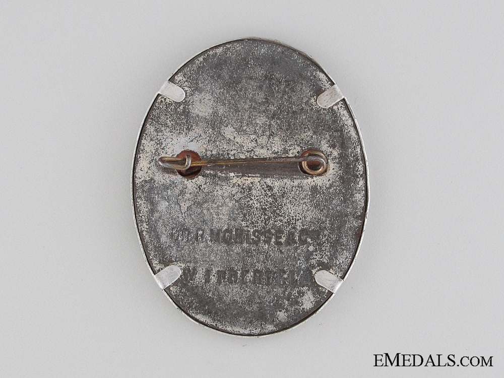 1939 Kreigstag Peine Tinnie