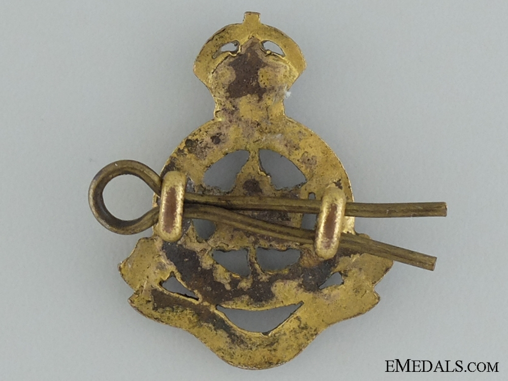 Pre-WWI 32nd Bruce Infantry Collar Badge