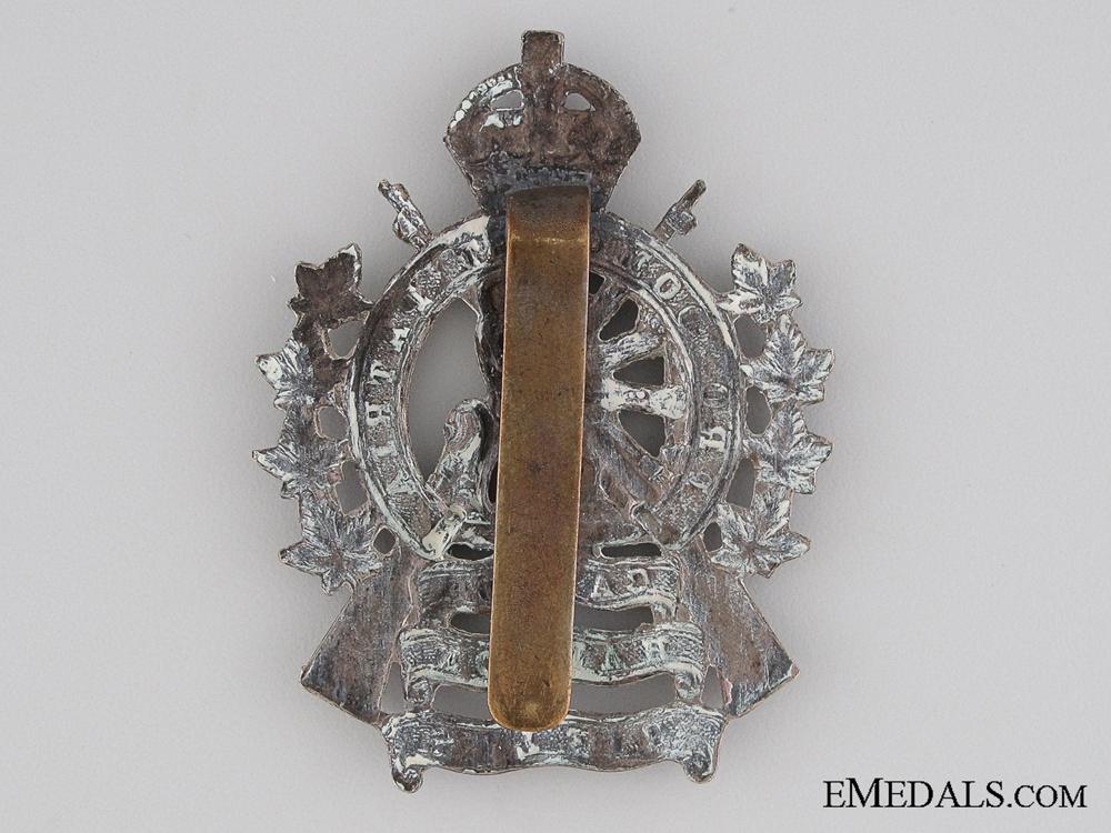 20th Halton Rifles Cap Badge