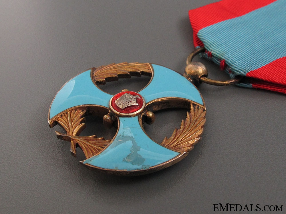 Iranian (Pahlavi Empire) Order of Military Merit