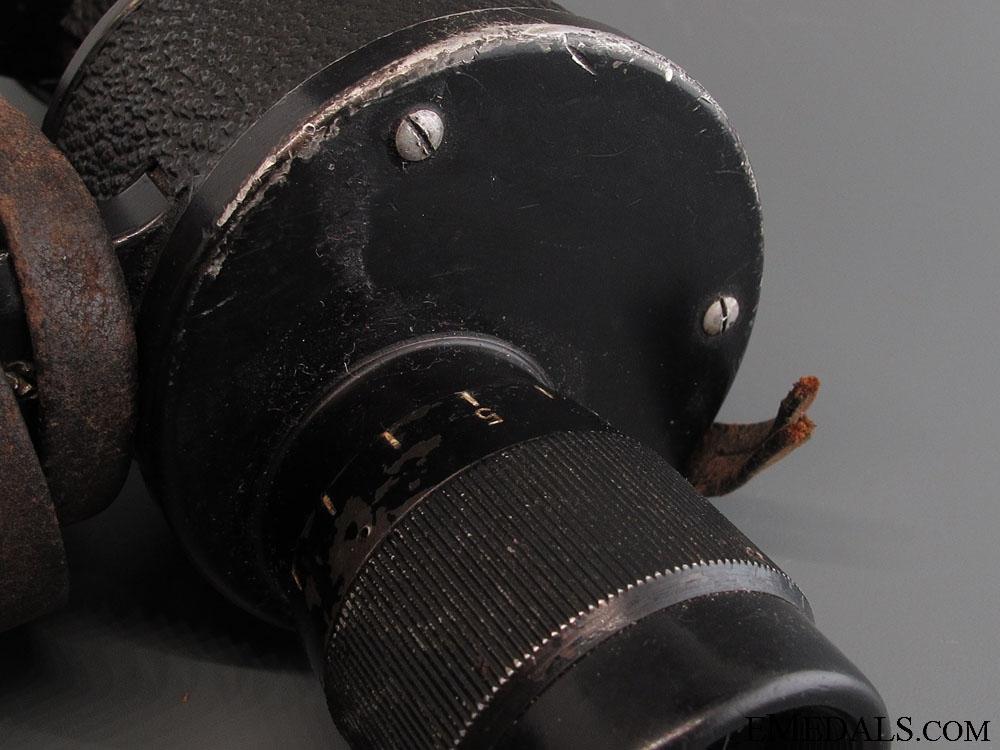 WWII Kriegsmarine Ernst Leitz 7x50 BEH Binoculars