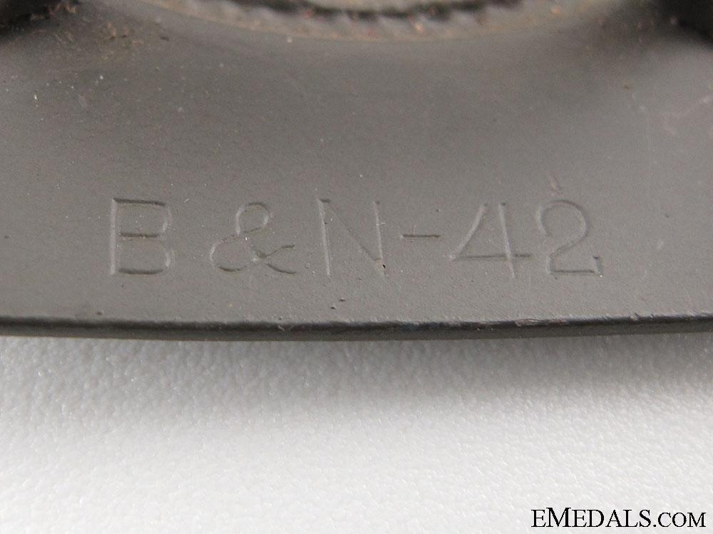 A Mint 1942 Army EM/NCOS Buckle