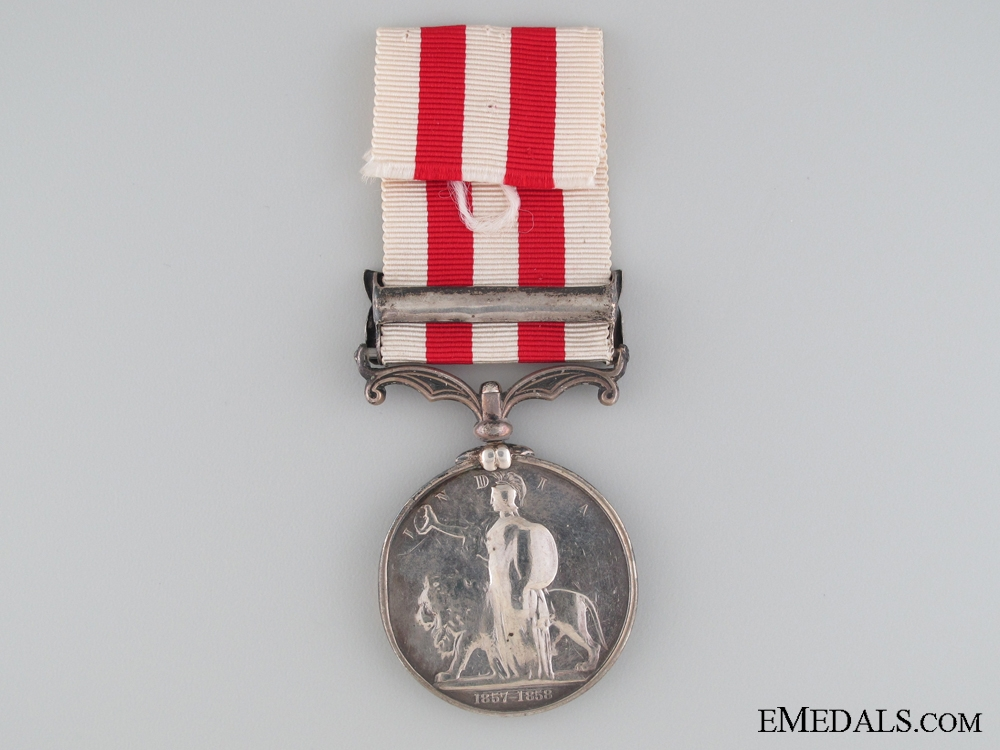 1857 Indian Mutiny Medal to the 11th Company Royal Engineers