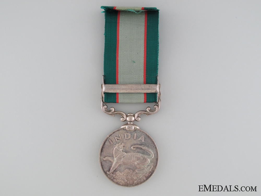 1936-1939 India General Service Medal