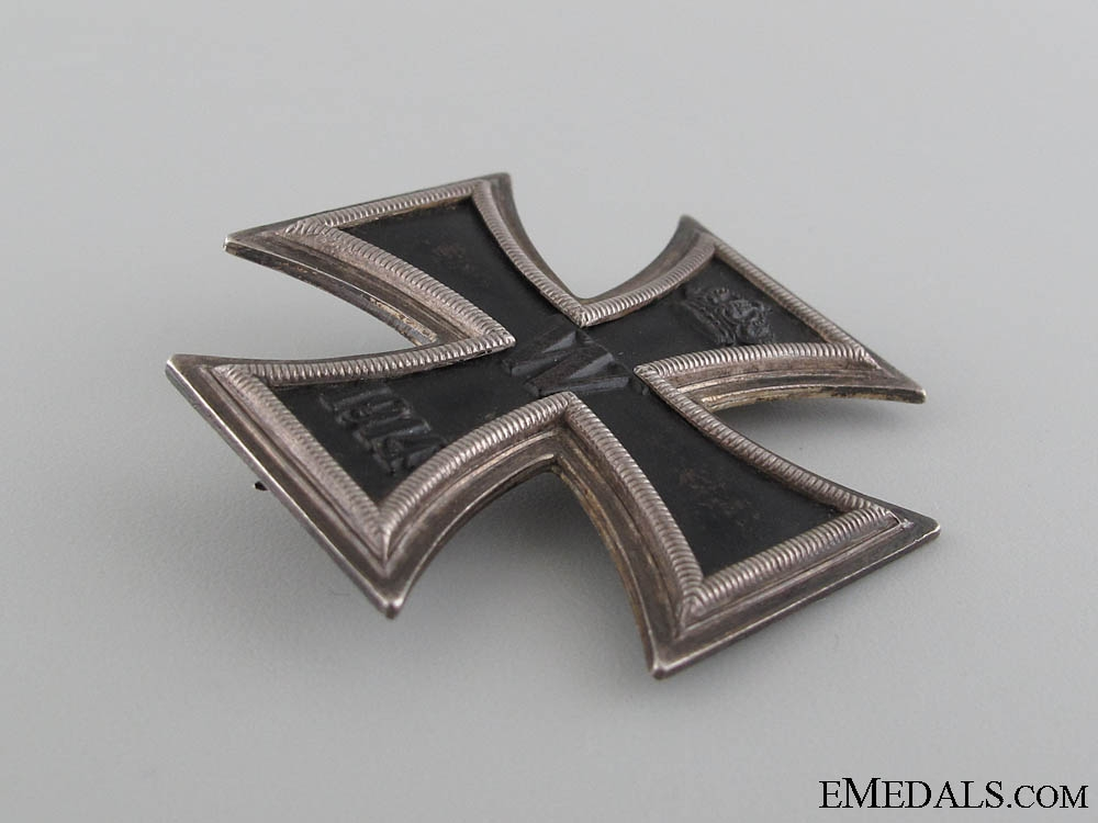 Iron Cross First Class 1914 by Wagner