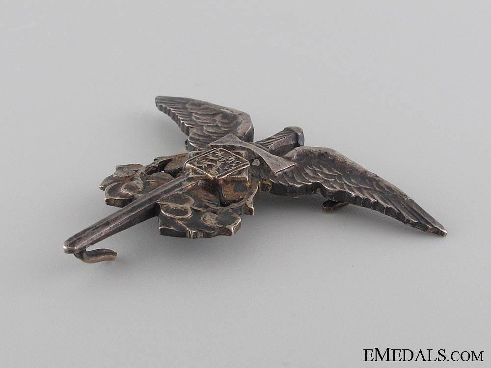 Czechoslovakian Air Observer of Arms Badge