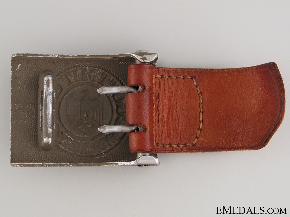 1939 Army (Heer) Belt Buckle