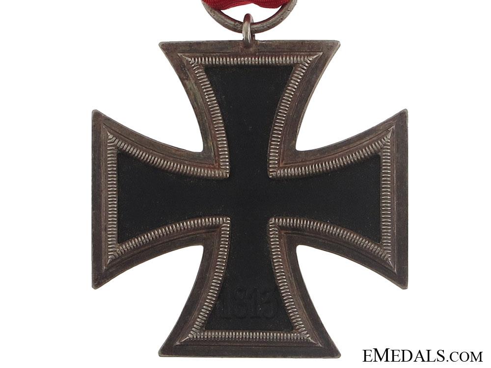 Iron Cross Second Class 1939 - # 52