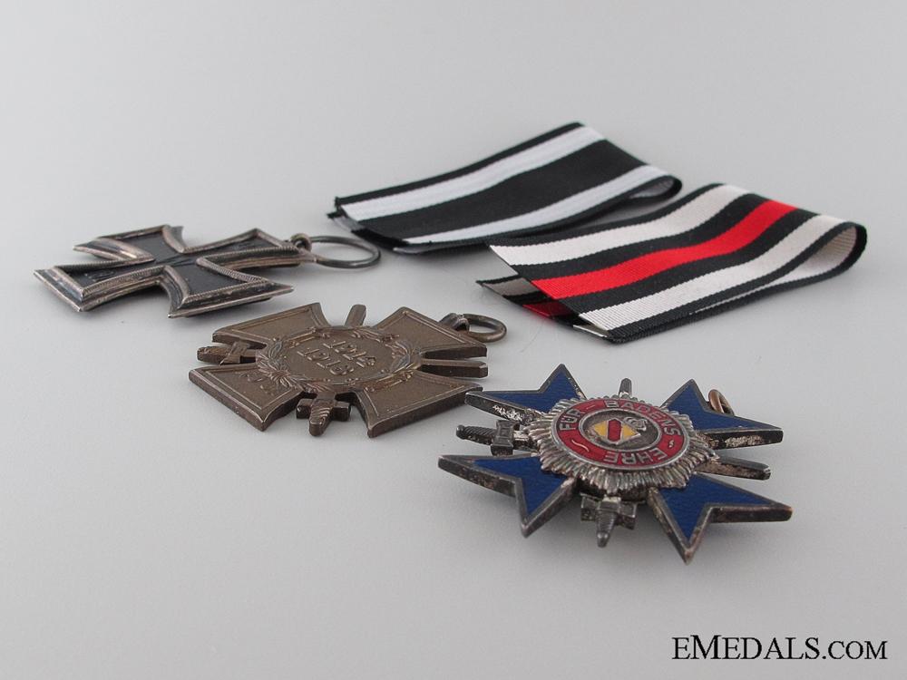 WWI Baden Veterans Cross Group