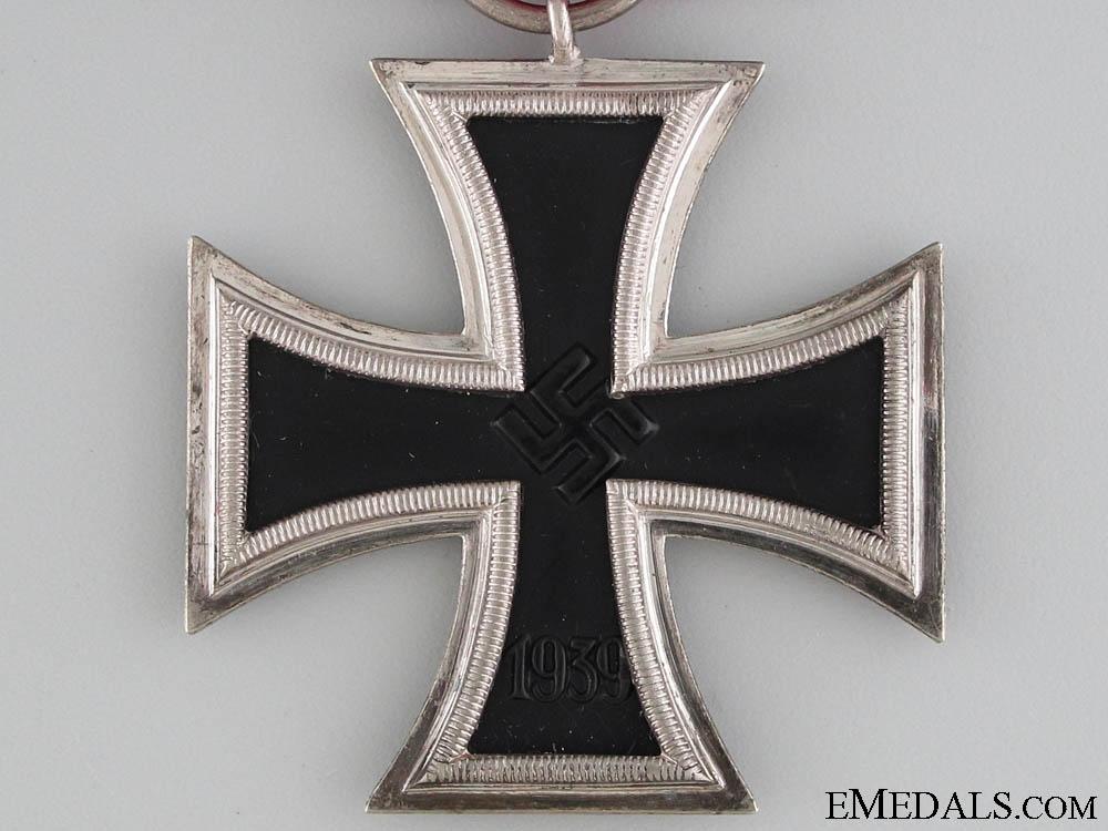 Iron Cross Second Class 1939 - Schinkel Version