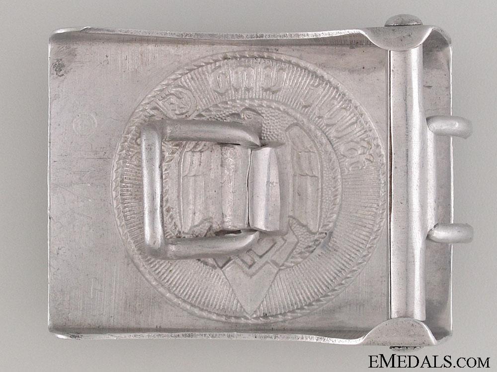 HJ Belt Buckle by W. Assmann & Sohne