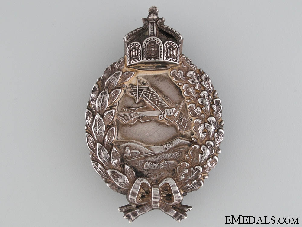 A Prussian Pilots Badge by Juncker