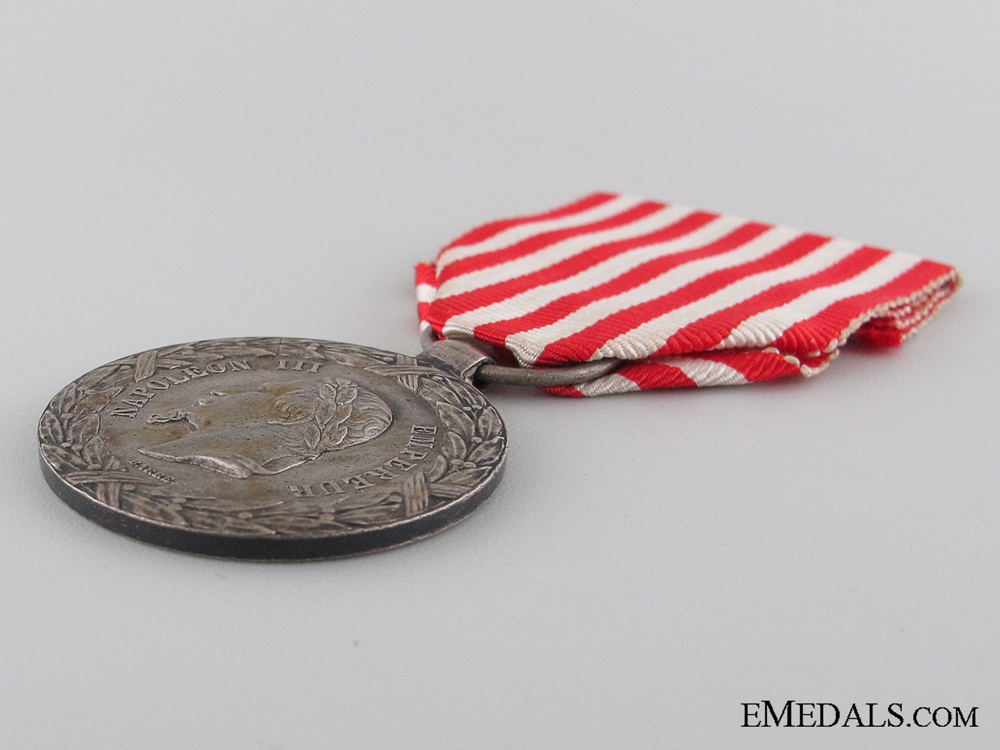 1859 Italy Campaign Medal